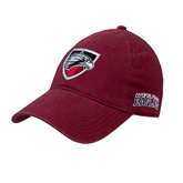 Cardinal Twill Unstructured Low Profile Hat-Shield