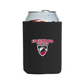 Collapsible Black Can Holder-Official Logo