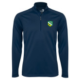 Syntrel Navy Interlock 1/4 Zip-Shield