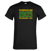 Black T Shirt-Founders Day