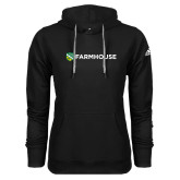 Adidas Climawarm Black Team Issue Hoodie-Farmhouse Shield
