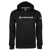 Under Armour Black Performance Sweats Team Hoodie-Farmhouse Shield