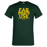 Dark Green T Shirt-Bid Day