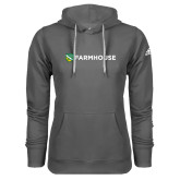 Adidas Climawarm Charcoal Team Issue Hoodie-Farmhouse Shield