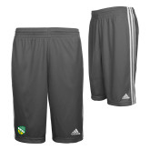 Adidas Climalite Charcoal Practice Short-Shield