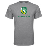 Grey T Shirt-Alumni Design