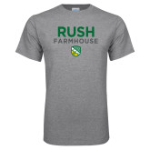 Grey T Shirt-Rush Farmhouse
