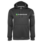 Under Armour Carbon Performance Sweats Team Hoodie-Farmhouse Shield
