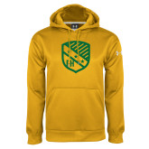 Under Armour Gold Performance Sweats Team Hoodie-Shield