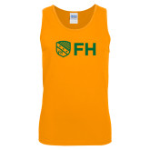 Gold Tank Top-FH Shield