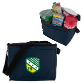 Six Pack Navy Cooler-Shield