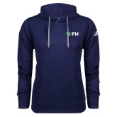 Adidas Climawarm Navy Team Issue Hoodie-FH Shield