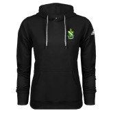 Adidas Climawarm Black Team Issue Hoodie-Crest