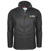 Columbia Mighty LITE Charcoal Jacket-FH Shield