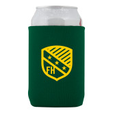 Neoprene Green Can Holder-Shield