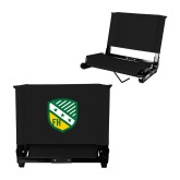 Stadium Chair Black-Shield