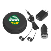 3 in 1 Black Audio Travel Kit-Shield