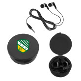 Ear Buds in Black Case-Shield
