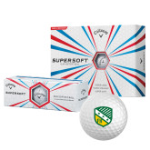 Callaway Supersoft Golf Balls 12/pkg-Shield