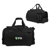 Challenger Team Black Sport Bag-FH Shield