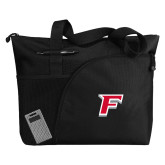 Excel Black Sport Utility Tote-F