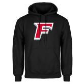 Black Fleece Hood-F