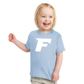 Toddler Light Blue T Shirt-F