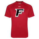 Under Armour Red Tech Tee-F