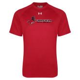 Under Armour Red Tech Tee-Field Hockey