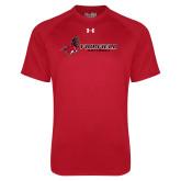 Under Armour Red Tech Tee-Softball