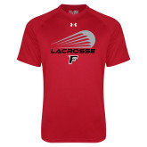 Under Armour Red Tech Tee-Lacrosse Modern