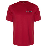 Performance Red Tee-Stags