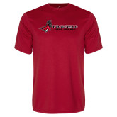 Performance Red Tee-Field Hockey