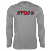 Performance Steel Longsleeve Shirt-Stags