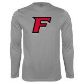 Performance Steel Longsleeve Shirt-F