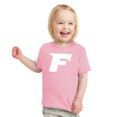 Toddler Pink T Shirt-F