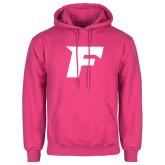 Fuchsia Fleece Hoodie-F