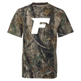 Realtree Camo T Shirt-F