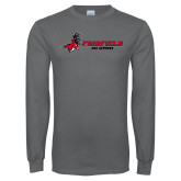 Charcoal Long Sleeve T Shirt-Alumni