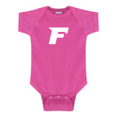 Fuchsia Infant Onesie-F