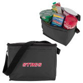 Six Pack Grey Cooler-Stags
