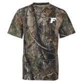 Realtree Camo T Shirt-F Tone