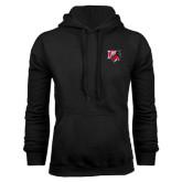 Black Fleece Hood-Official Logo