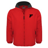 Red Survivor Jacket-F Tone