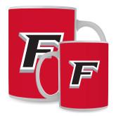 Full Color White Mug 15oz-F