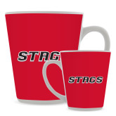 Full Color Latte Mug 12oz-Stags