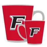 Full Color Latte Mug 12oz-F