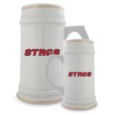 Full Color Decorative Ceramic Mug 22oz-Stags