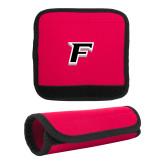 Neoprene Red Luggage Gripper-F