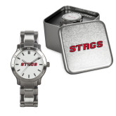 Mens Stainless Steel Fashion Watch-Stags